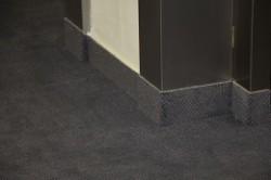 Укладка коврового покрытия