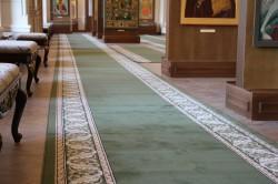 Ковровое покрытие для храма