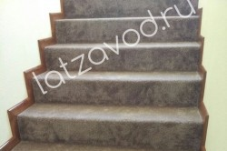 Ковролин для лестницы